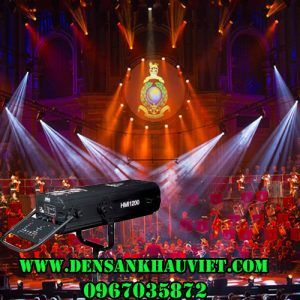 đèn follow sân khấu