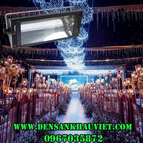 6 loại đèn sân khấu đám cưới