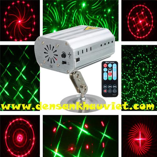 đèn laser mini giá rẻ chiếu hình