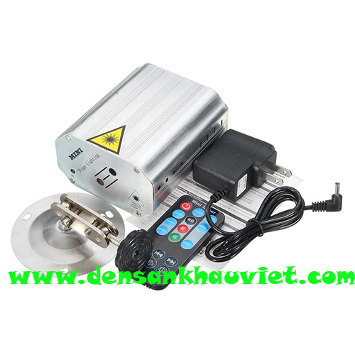 đèn laser mini chiếu hình