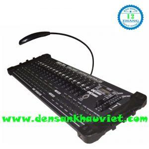 bàn điều khiển ánh sáng dmx 384