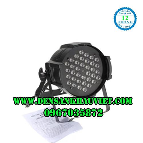 đèn par led 36x3w