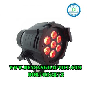 đèn par led 7x10w giá rẻ