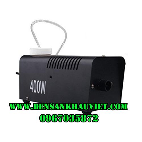 máy phun khói mini 400w