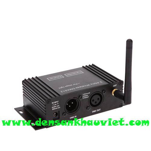 bộ nhận phát tín hiệu dmx không dây