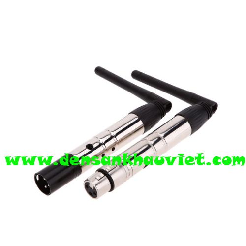 bộ thu phát tín hiệu dmx không dây 512