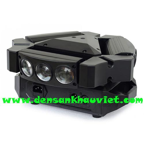 đèn moving navi 9 mắt led laser