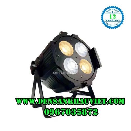 đèn par cob 4x100w